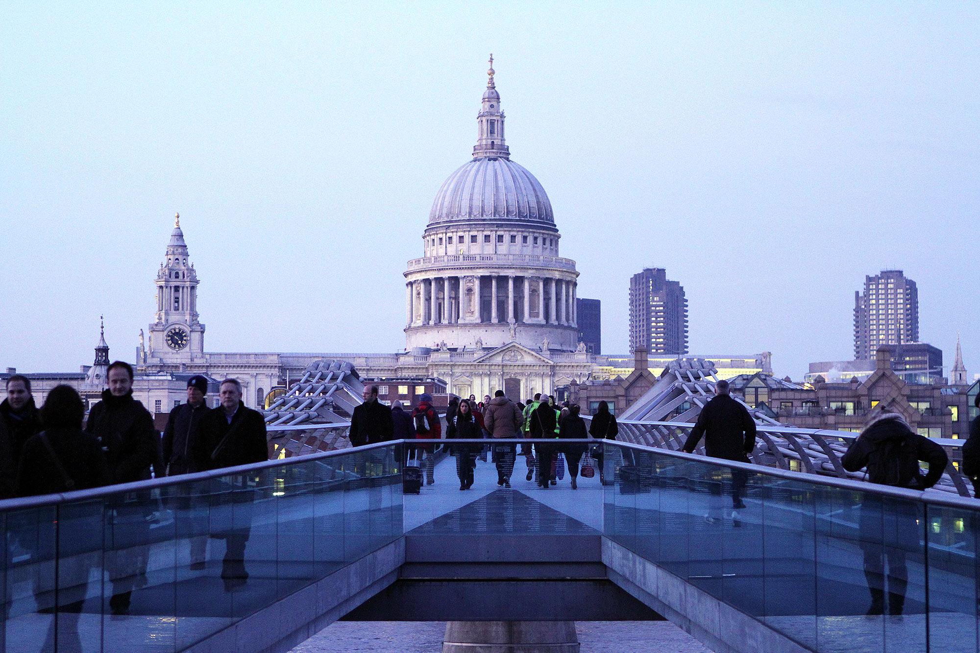 Londres, la más cosmopolita de las capitales europeas - Viajeros por el Mundo
