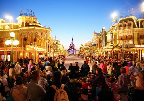 Parque Disneyland París