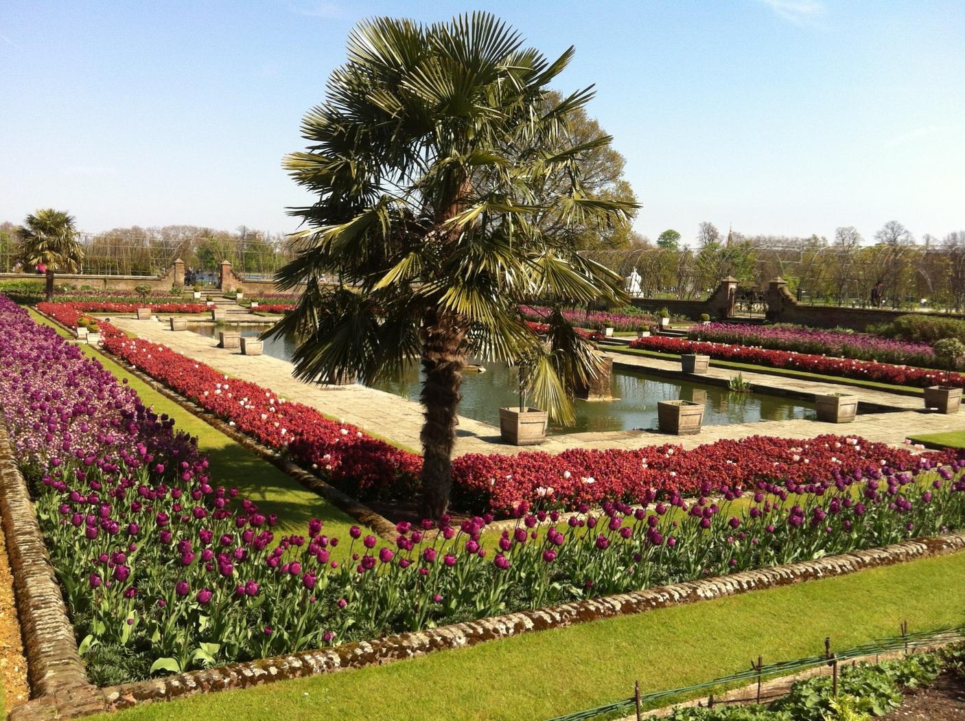 Kensington Gardens (foto: pxhere.com)