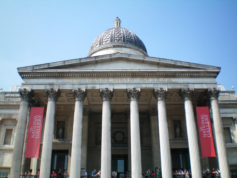 The National Gallery - Viajeros por el Mundo