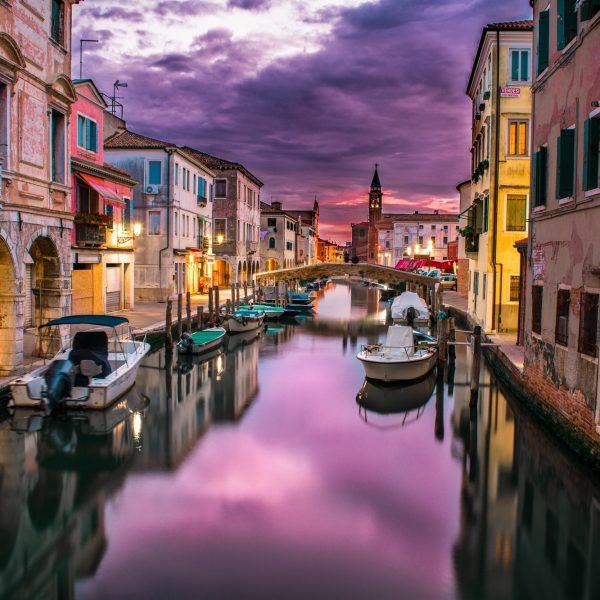 Venecia, carnaval y paseos en góndola