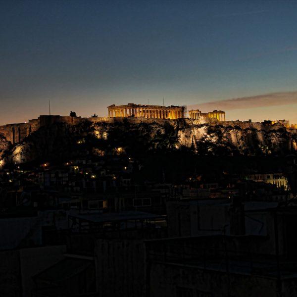 Atenas, la cuna de la civilización y la democracia