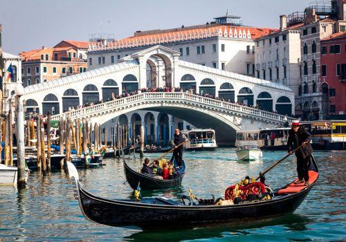 Puente Rialto y Mercado Rialto