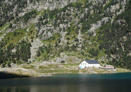 Lago de Gaube