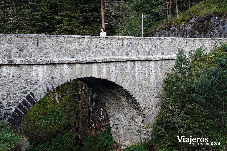 que-ver-en altos-pirineos-franceses-pont-d'espagne