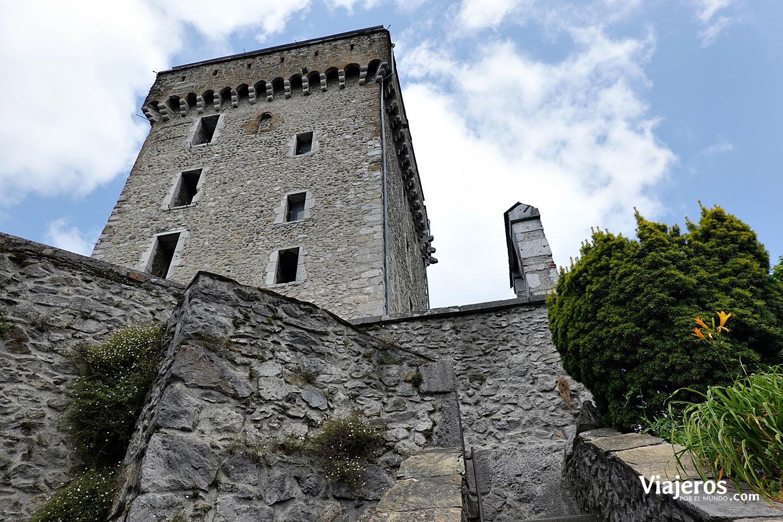 castillo de lourdes