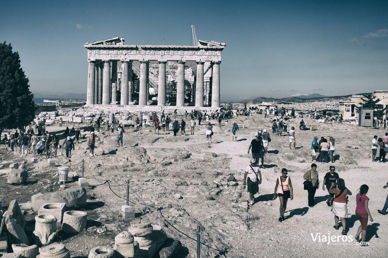 acropolis viajeros por el mundo