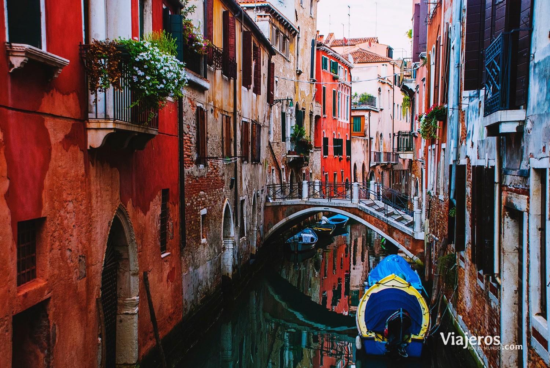 Paseo por el Canal de Venecia