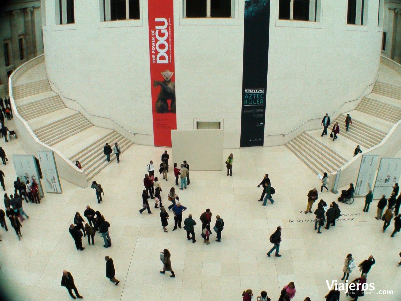 que-visitar-londres-museo-britanico