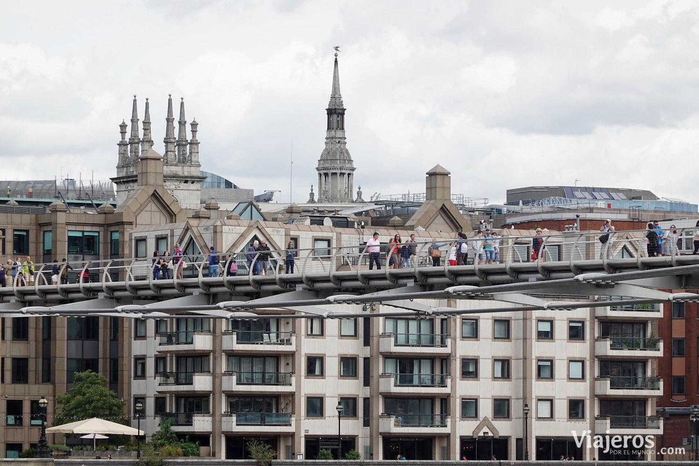 que-visitar-londres-puente-del-milenio