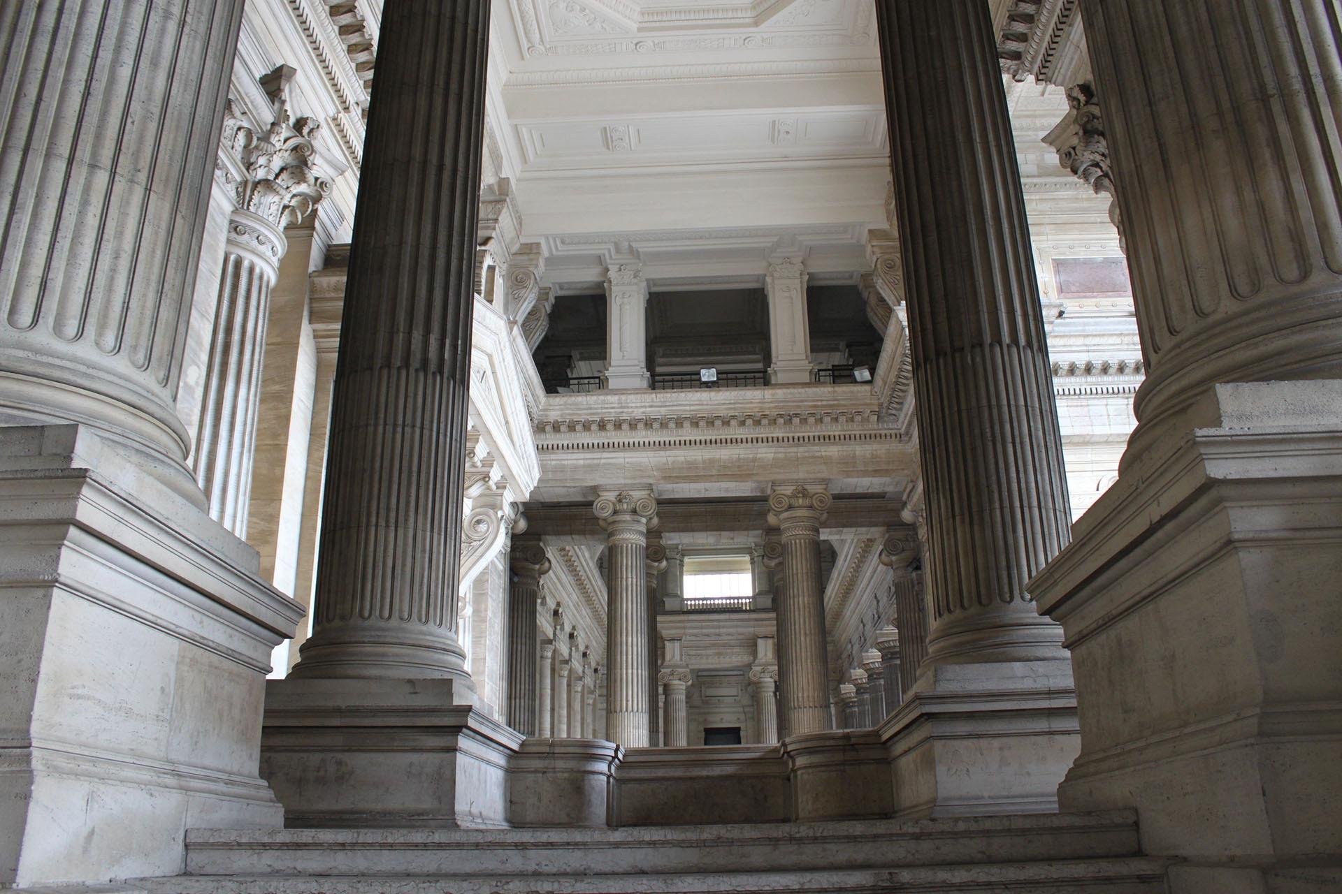 palacio de la justicia bruselas