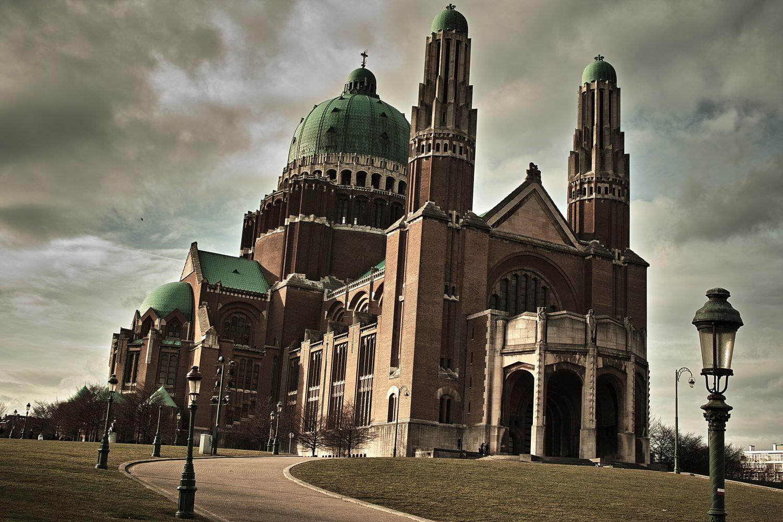 basílica bruselas viajeros por el mundo
