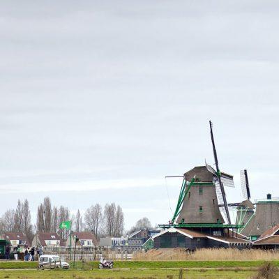 Zaanse Schans: La ruta de los molinos