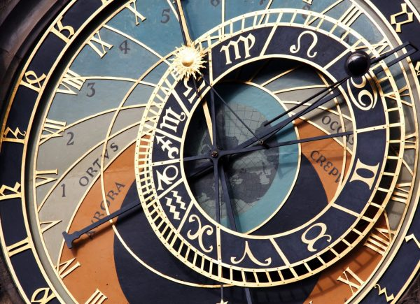 Reloj Astronómico.