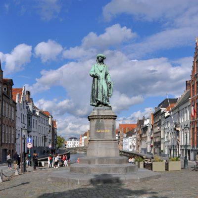 Plaza Jan van Eyck