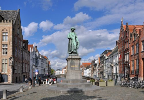 Plaza Jan van Eyck
