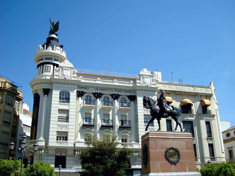Plaz de las Tendillas de Córdoba