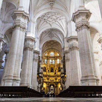 La Catedral y la Capilla Real
