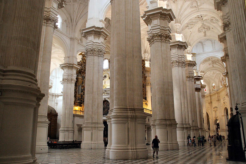 Viajeros por el mundo Granada-Catedral-Capilla-Real