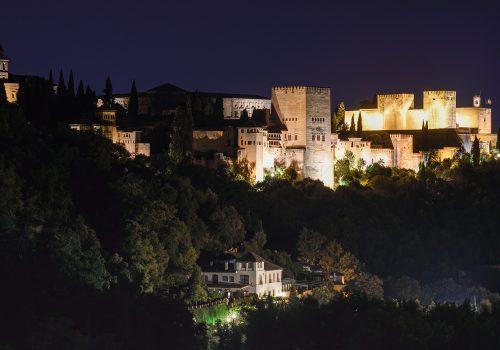 Granada, el máximo esplendor del Reino nazarí