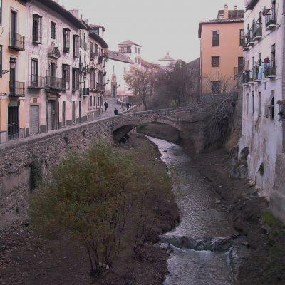 Carrera del Darro y Plaza Nueva