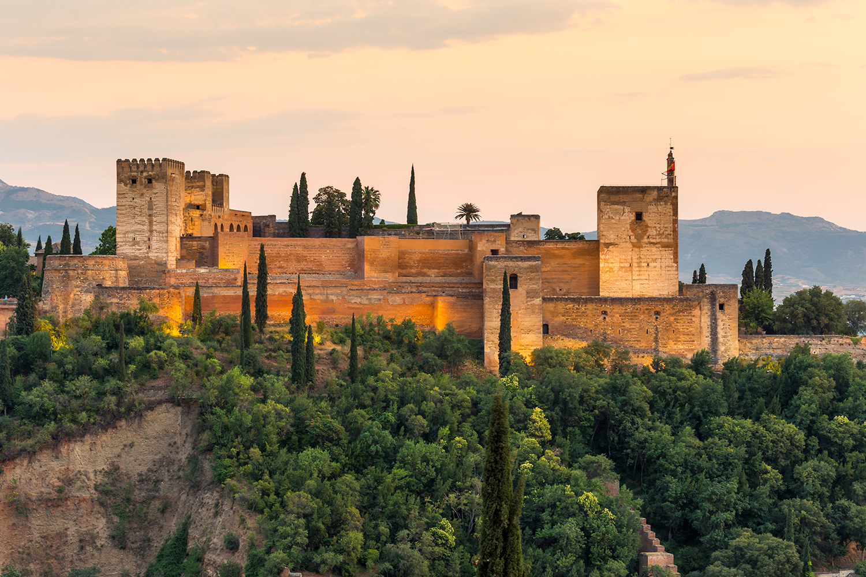 Viajeros por el mundo alhambra Granada