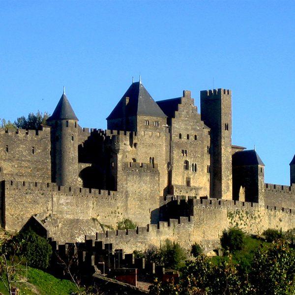 Carcasona, ciudadela medieval de cuento