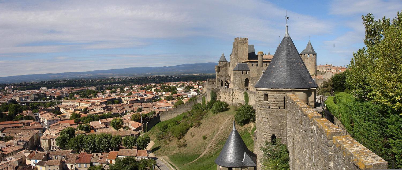 Carcasona Carcassonne que ver Francia viajeros