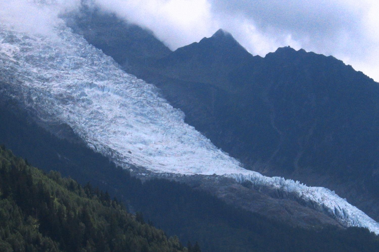 Glaciar des bossons france que ver en chamonix viajeros por el mundo