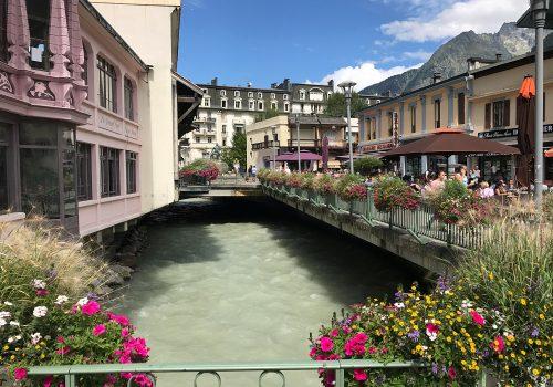 Chamonix-Mont-Blanc, la ciudad de alta montaña
