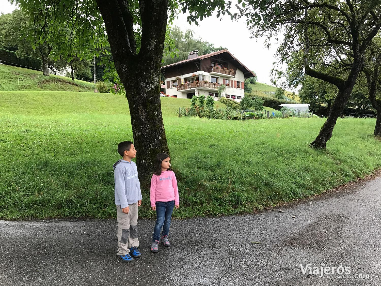 alpes-franceses-domancy que ver en Francia viajeros por el mundo