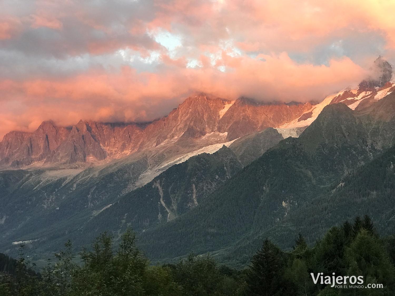alpes-franceses-lac-des-chavants-les-houches Chamonix Francia