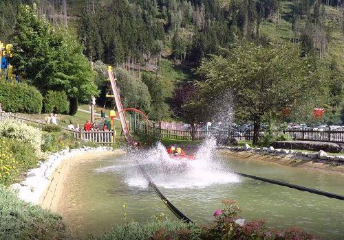 Parque de atracciones de Chamonix
