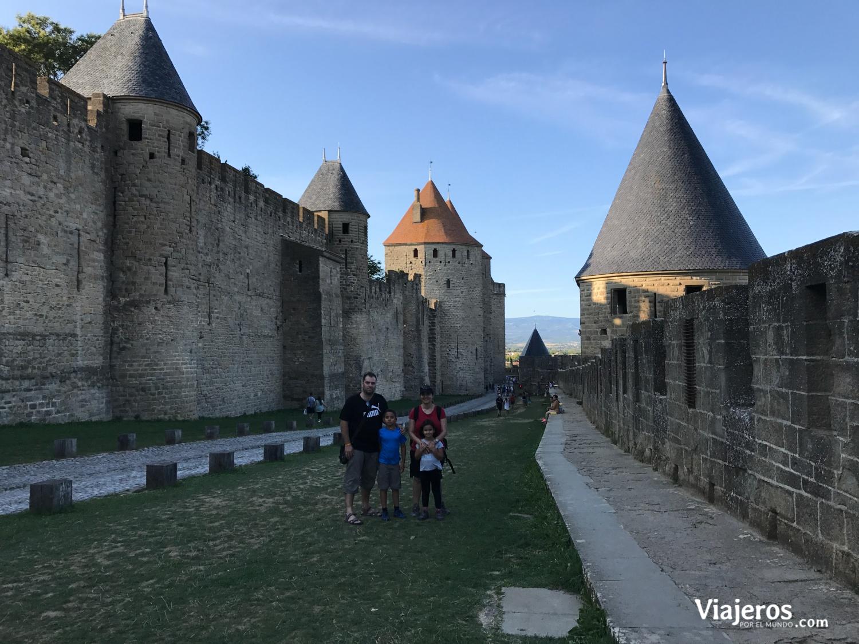 Carcasona, ciudadela medieval de cuento - Viajeros por el Mundo