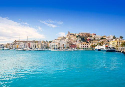 Ibiza y las serpientes