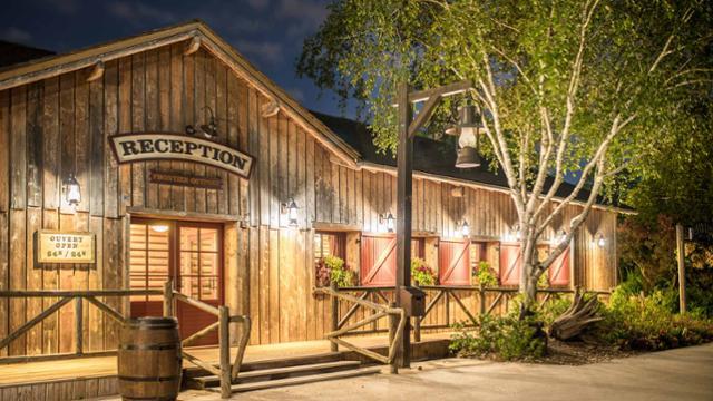 Disney's Davy CrockettRanch
