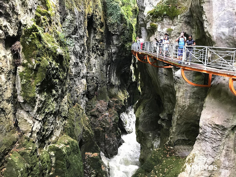 qué ver en los Alpes Franceses