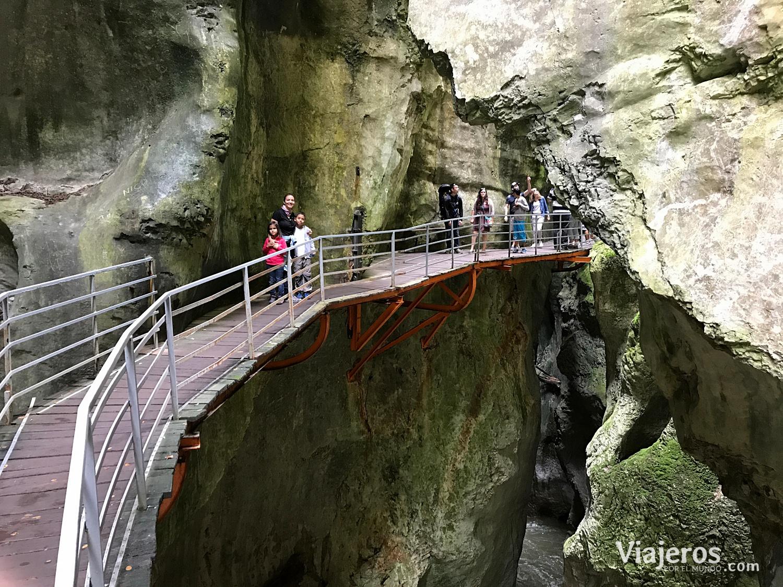 Qué ver en Annecy - Gorges Du Fier