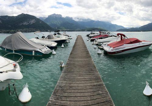 Annecy: entre Alpes y lagos es el gran atractivo turístico de Francia
