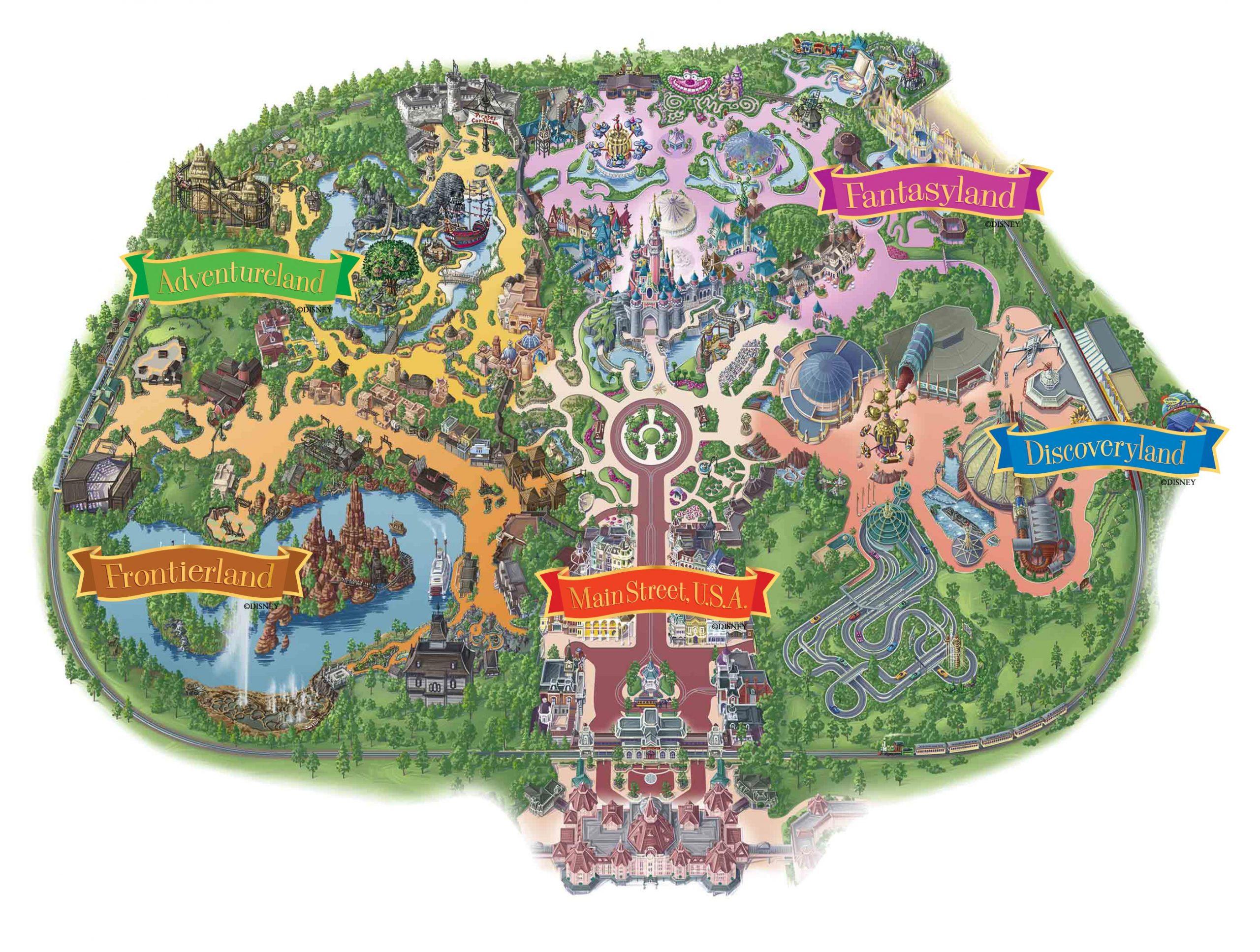 MEGA GUÍA Disneyland París 2020 (con muchas fotos y vídeos) - Viajeros por el Mundo