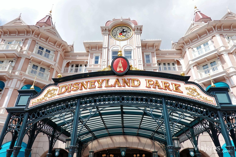 Entrada al Parque Disneyland París