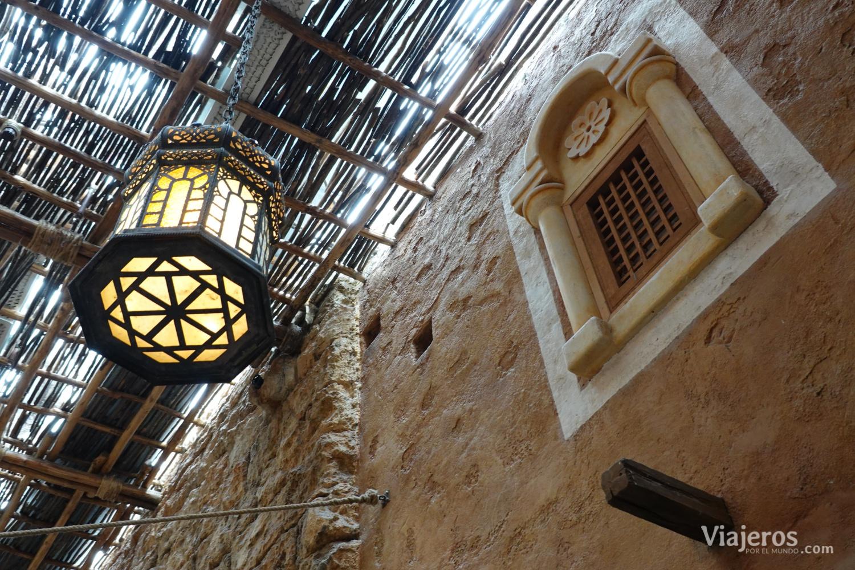 Restaurante Agrabah en Adventureland