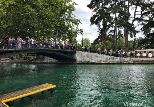 Les Jardins de L'Europe, Annecy