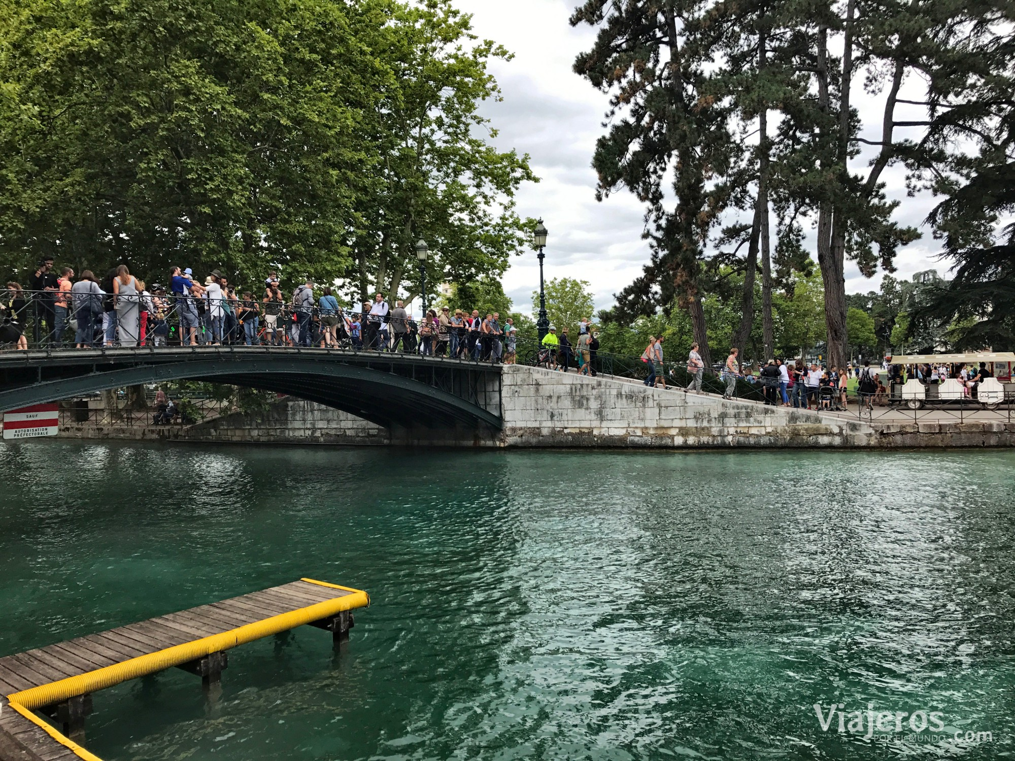 Qué ver en Annecy - Francia