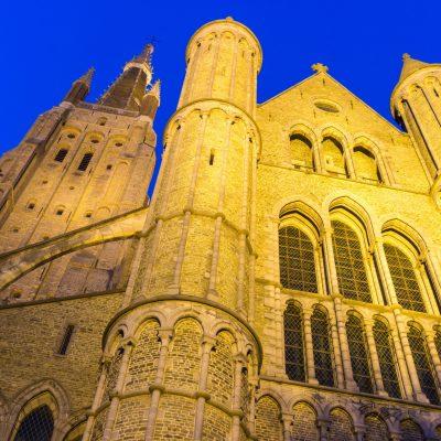 Iglesia de Nuestra Señora, Brujas