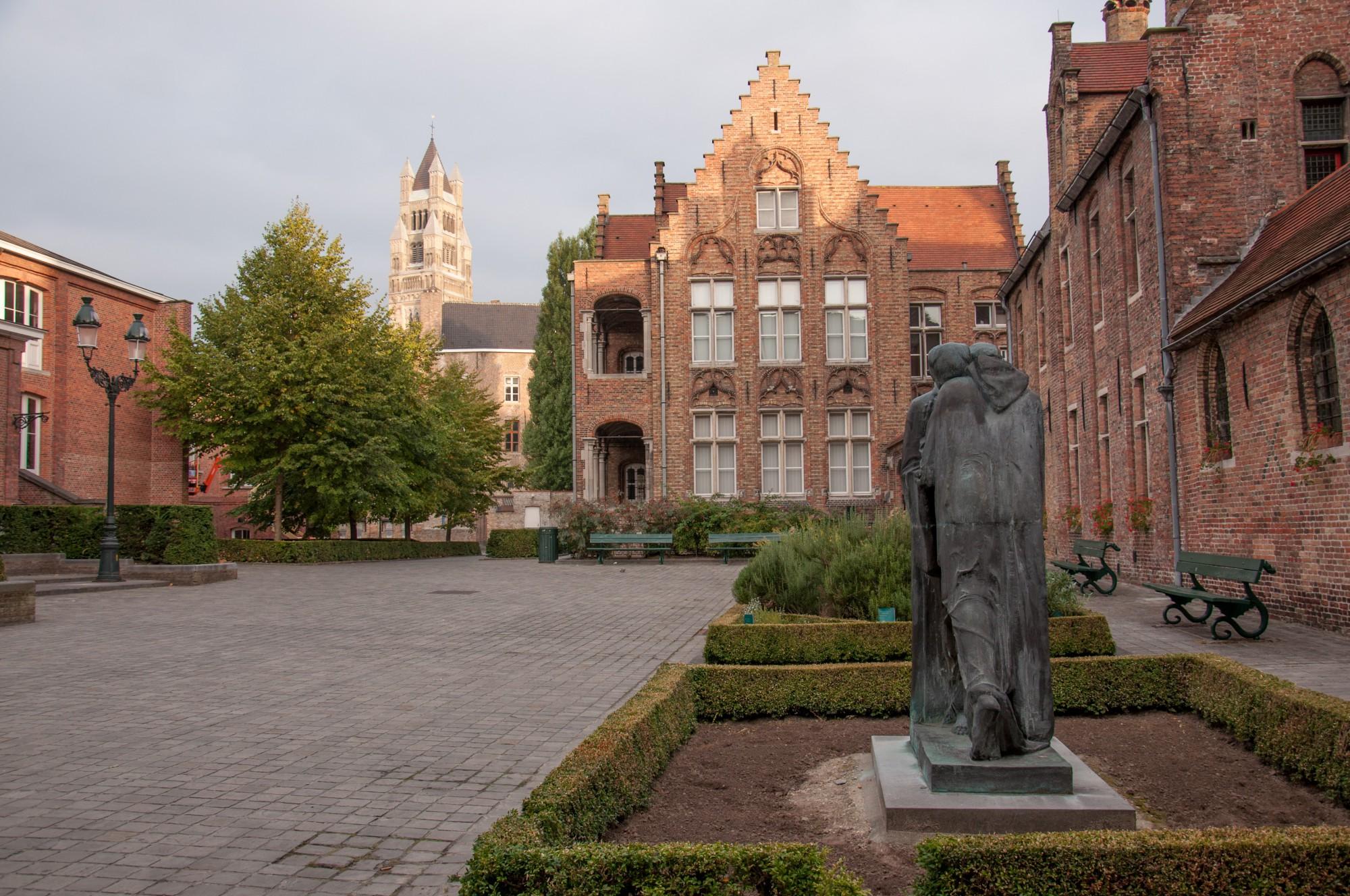 que ver brujas, Museo Memling, Sint-Janshospitaal