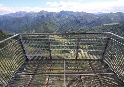 Mirador del Cable, la gran vista de Cantabria
