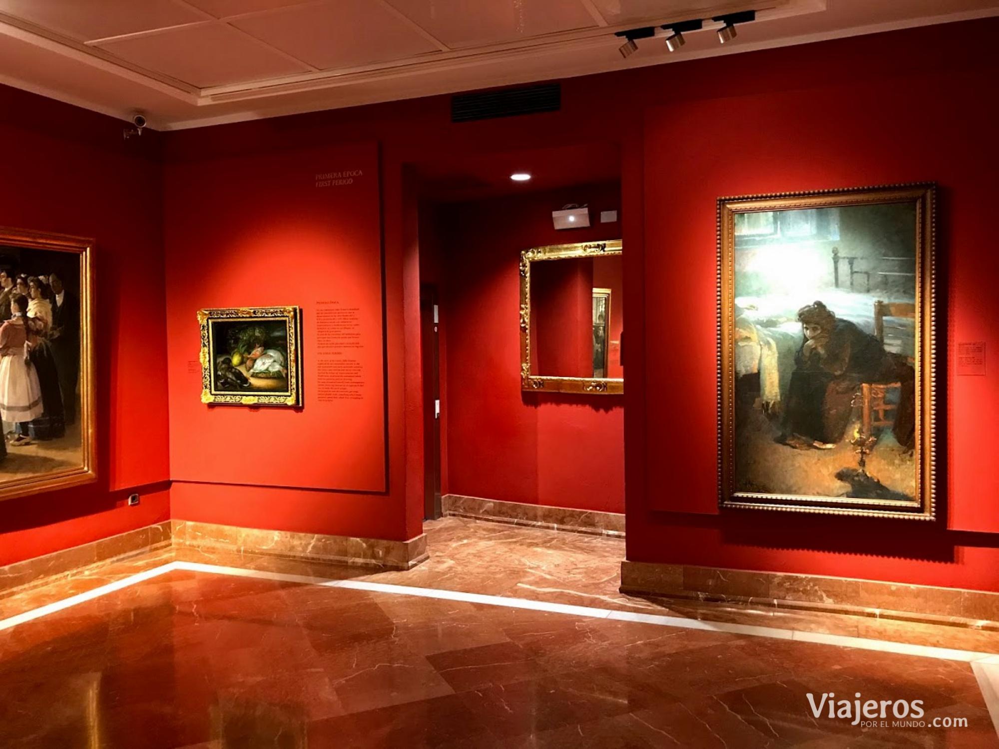 Museo Julio Romero de Torres - Viajeros por el Mundo