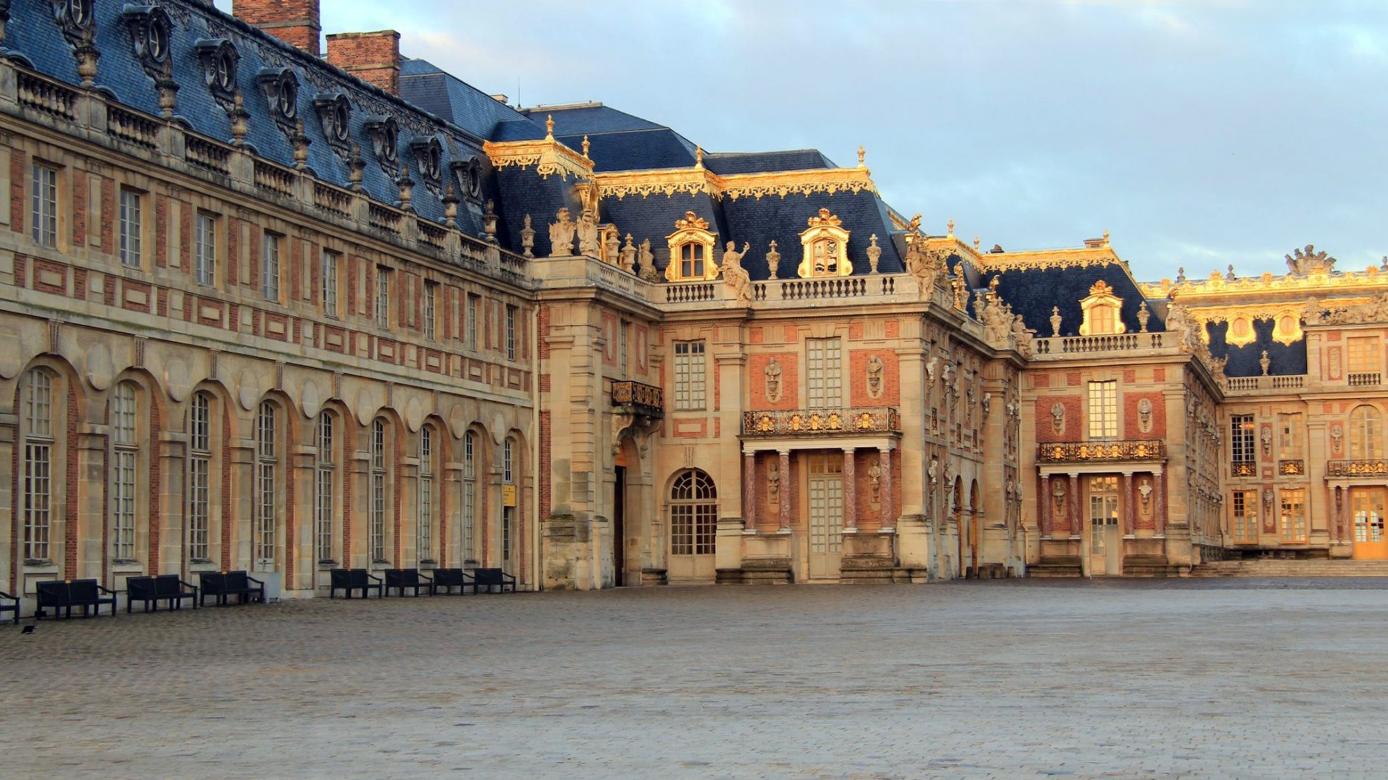 Castillo (Palacio) de Versalles