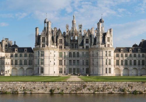 Ruta por los Castillos de Francia